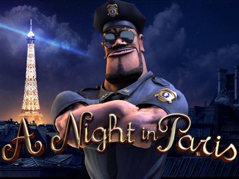 Ігровий автомат A Night In Paris