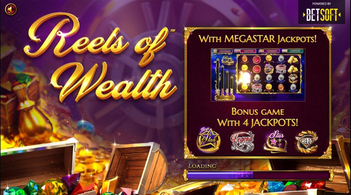 Ігровий автомат Reels of Wealth