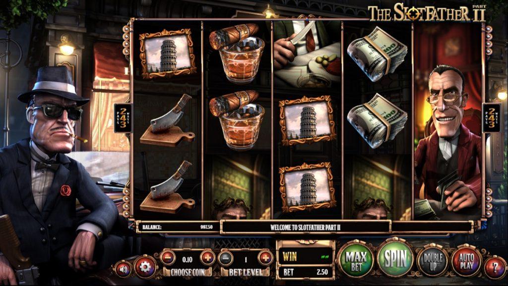 Ігровий автомат The Slotfather: Part II