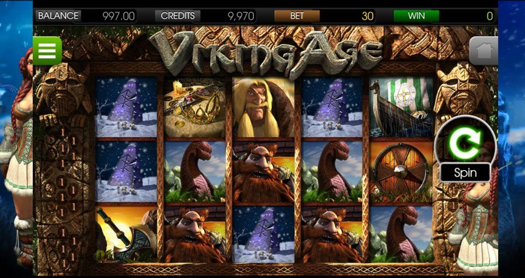 Ігровий автомат Viking Age